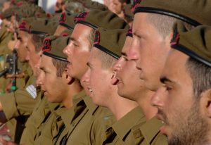 Soldiers At IDF Training Base Test Positive for Covid-19 Virus