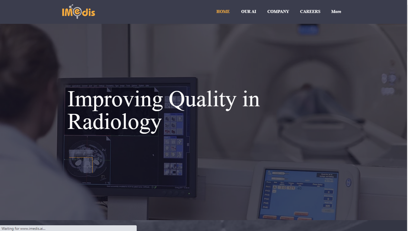 IMedis Gets Approval for Radiology Scans in the EU